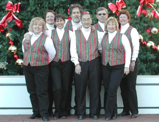 Calico Cloggers at Reston Town Center