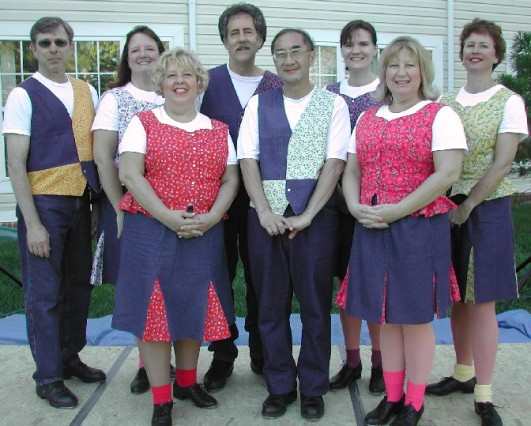 Calico Cloggers at Sunrise of Springfield