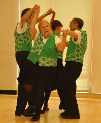 Calico Cloggers at CCE Festival